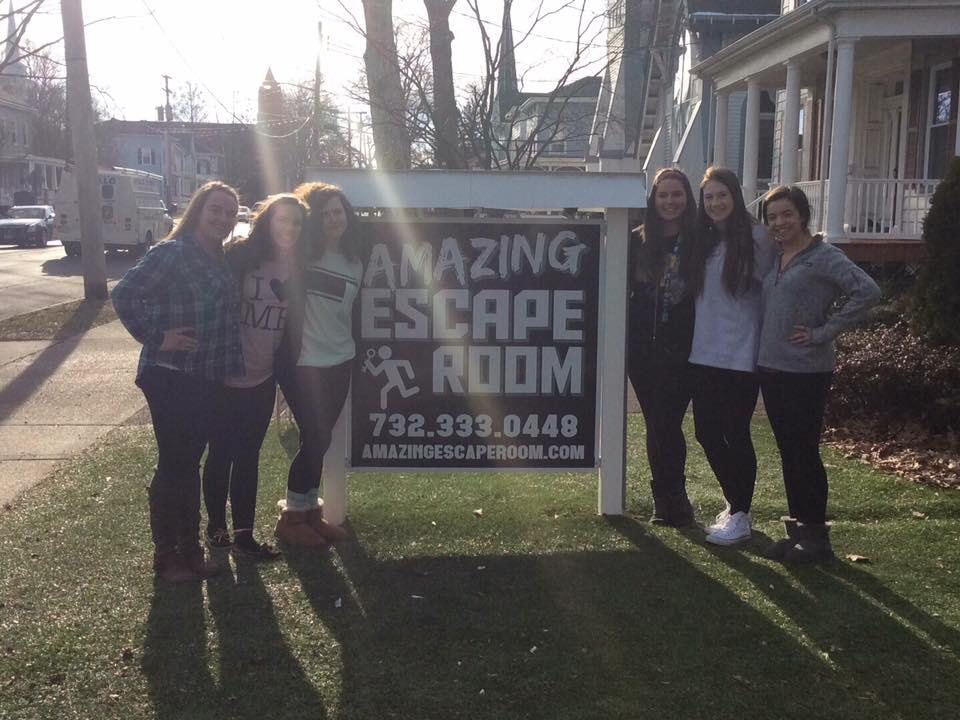 Amazing Escape Room: Freehold's Amazing Escape Room In Freehold NJ